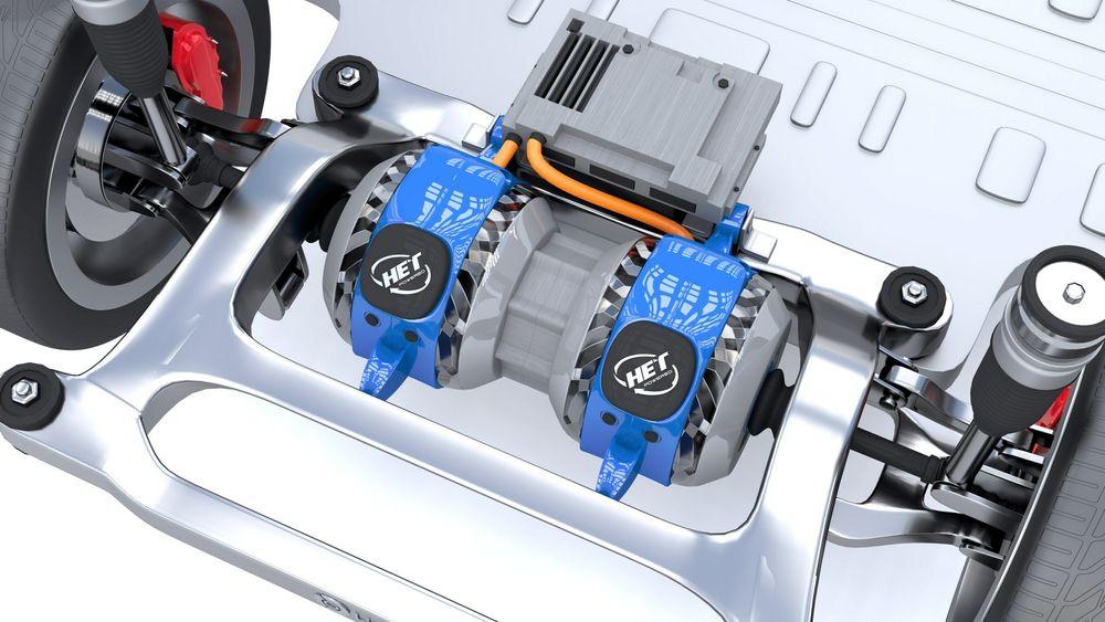 Den Texas-baserte produsenten av elektriske motorer Linear Labs har utviklet sin spesielle elektriske motor slik at den kan brukes i en bil. De har nettopp fått knapt 60 millioner kroner i ny kapital og forventer å produsere 100.000 eksemplarer til neste år.
