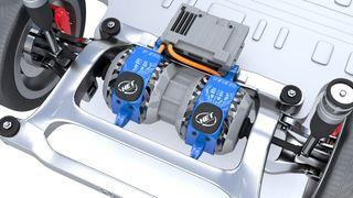 Nye halvledere og stållegeringer øker rekkevidden for elbiler