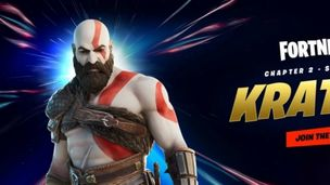 Kratos kommer til Fortnite