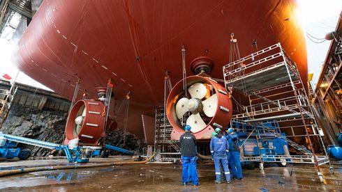 Verftene sliter – kan ramme hele maritim næring