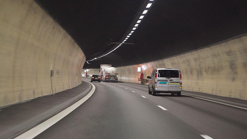 68 norske tunneler oppfyller i dag ikke kravene i tunnelsikkerhetsdirektivet.