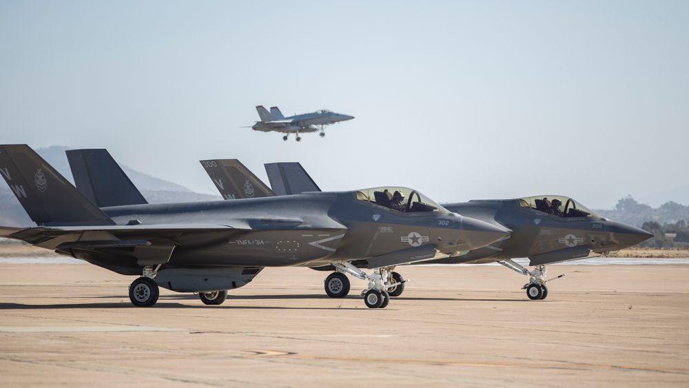 I løpet av kun ti måneder har US Marine Corps rukket å motta de første F-35C-flyene og oppnådd første operative evne (IOC).