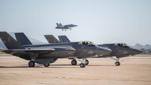 Nå er alle amerikanske våpengrener operative med samtlige F-35-versjoner