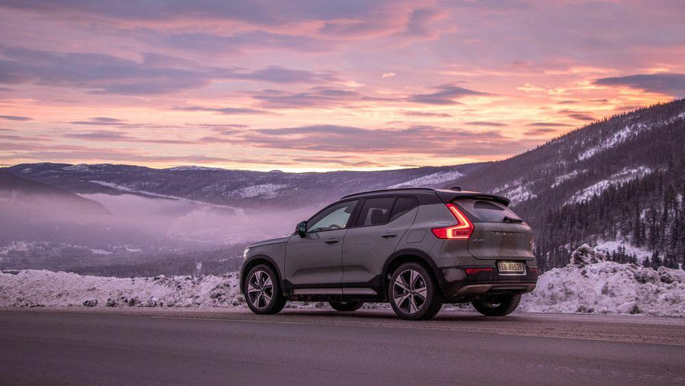 Vi kjørte Volvos nye elbil på langtur.