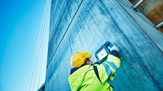 Verdens første rullende ultralydskanner forenkler inspeksjon av bruer og tunneler