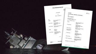 DNV GL slår tilbake: – Ingstad-havariet var en varslet katastrofe