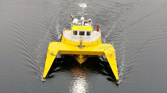 Med dette designet vil det lille skipsverftet revolusjonere isbryting