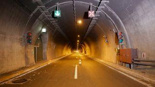 EU-prosjekt skal utvikle roboter som kan brukes til tunnelinspeksjon