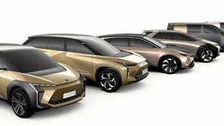 Toyota har elbiler på vei, og de planlegger å ta i bruk faststoffbatterier.