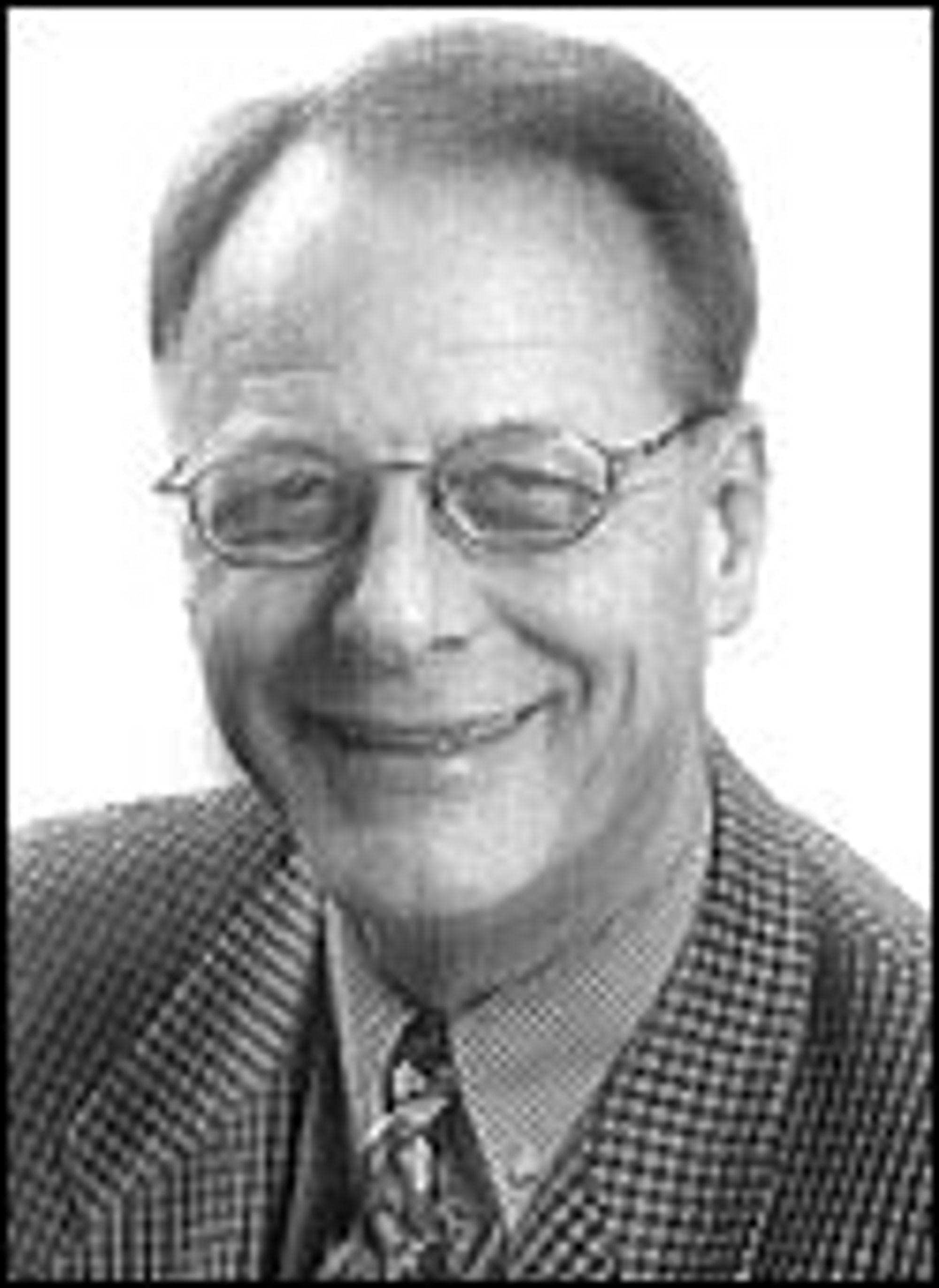 Informasjonssjef i NetCom, Gunnar Grythe.