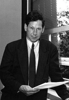 Professor Luc Soete, direktør og grunnlegger av Maastricht Economic Research Institute on Innovation and Technology.