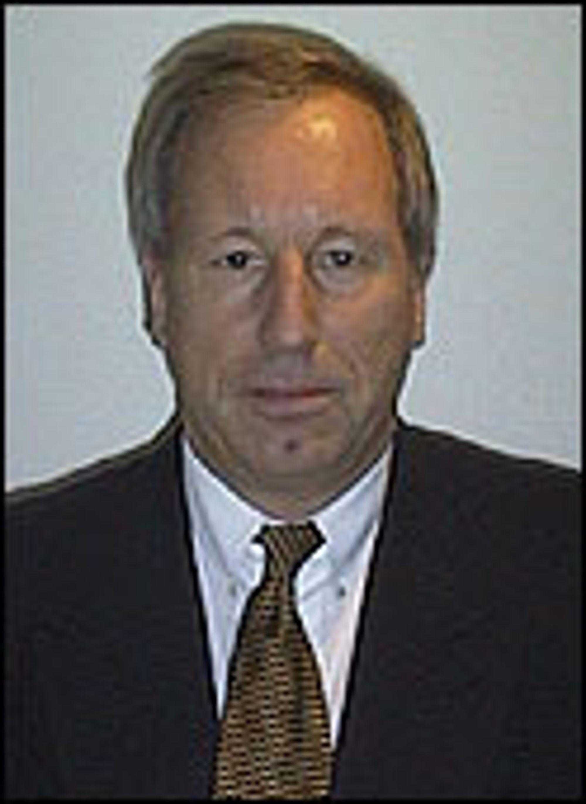 Roar Smidt, systemsjef for betalingsformidling og IT-sikkerhet hos Bull A/S