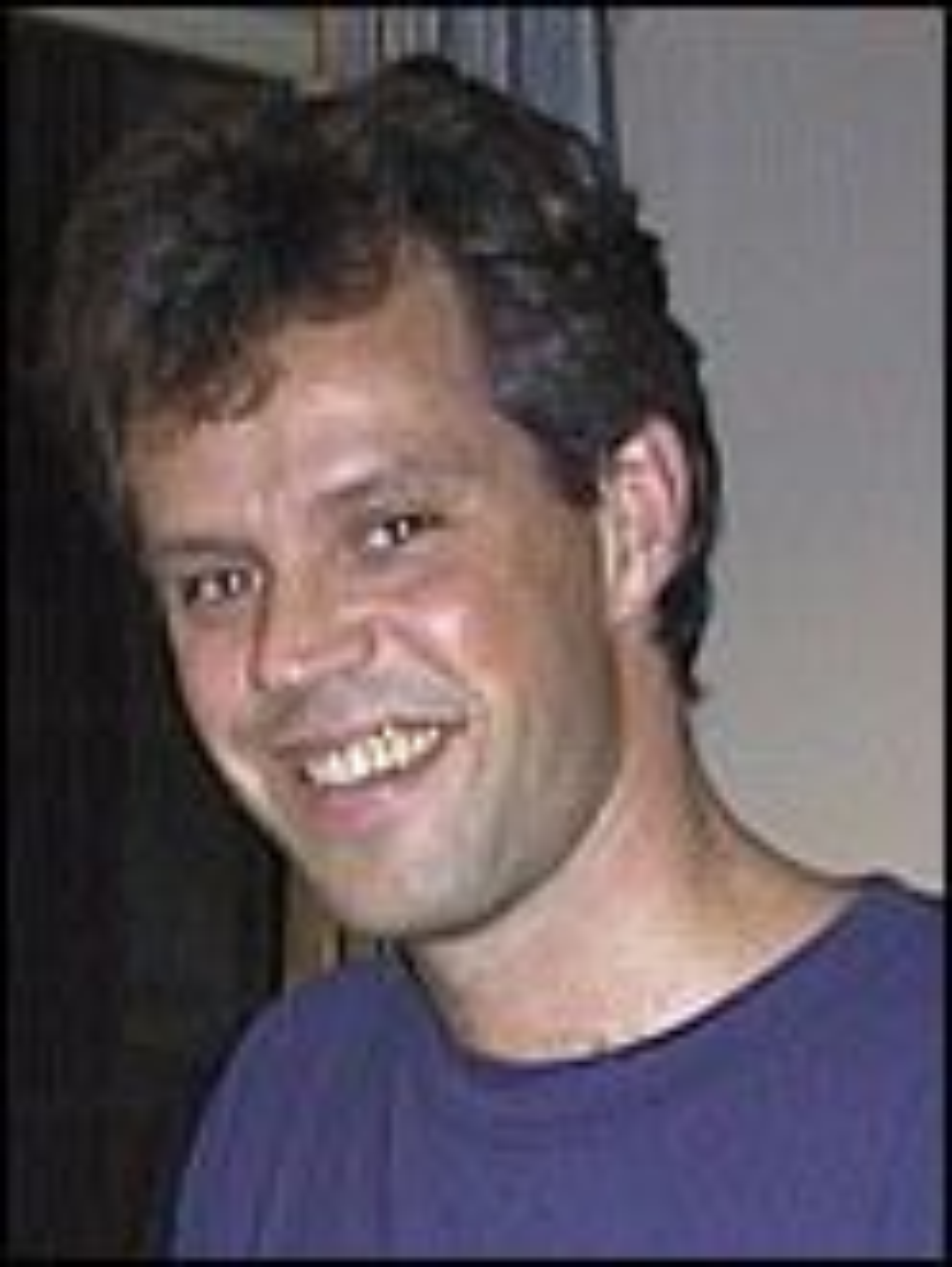 Henrik Sauleda, salgsansvarlig innen telekommunikasjon, forskning og utvikling(FoU) ved SGI Norge.