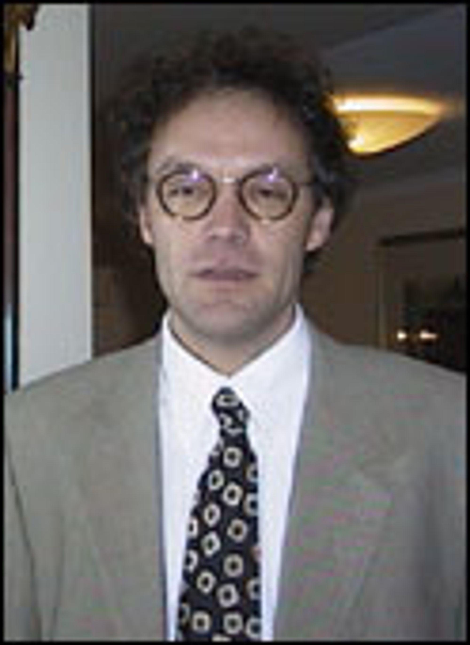 Direktør for forretningsutvikling i Telenor, Stein Tømmer.