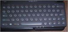 Tastaturet til Windows CE-enhet.