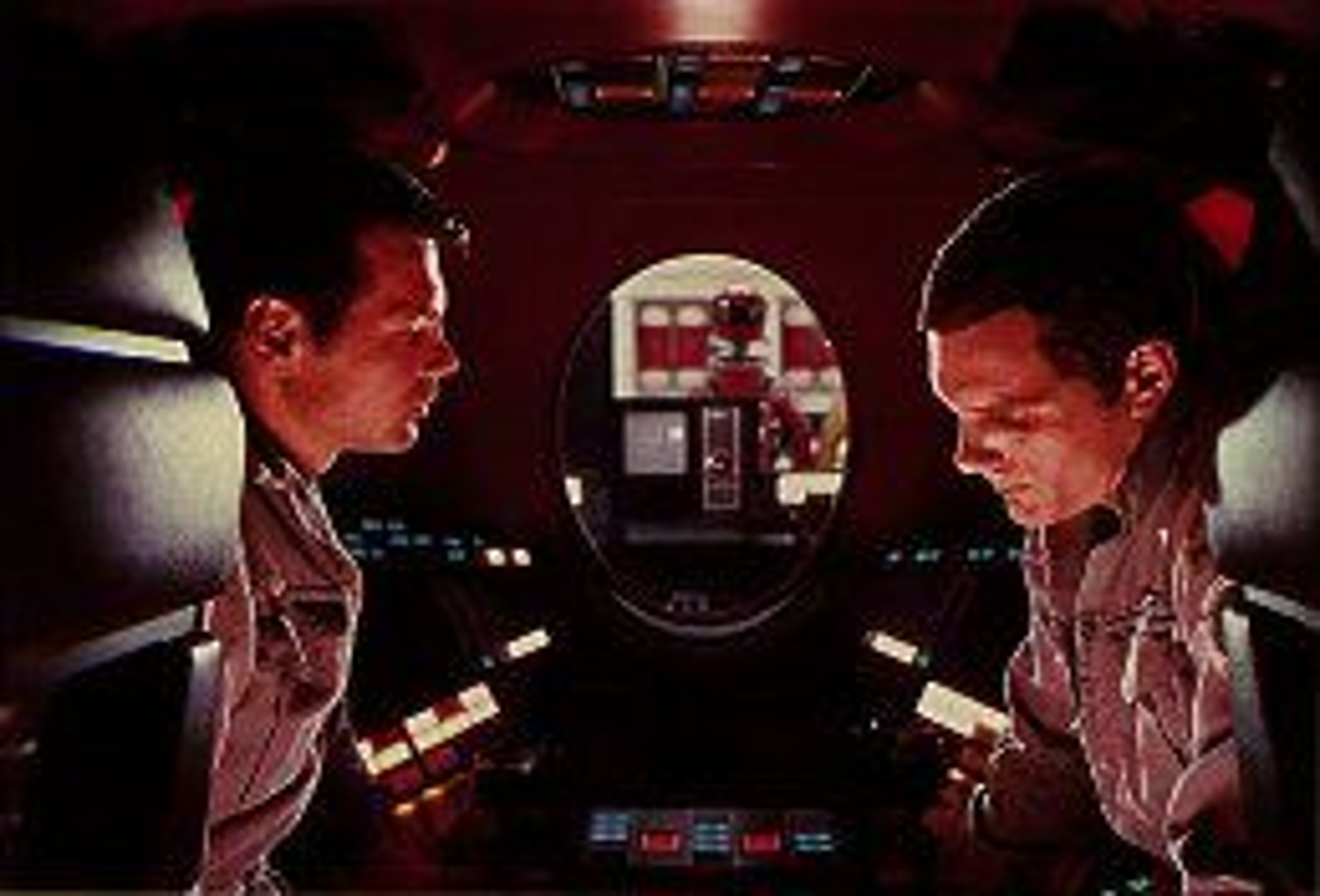Fra filmen «2001: A Space Odyssey»