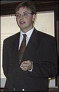 Administrerende direktør i Protective Technology, Espen Kristensen.