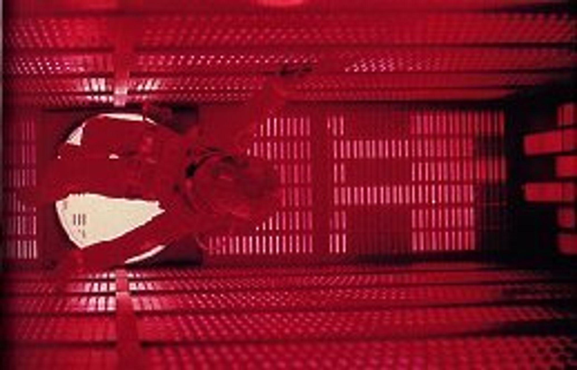 HAL fra filmen «2001: A Space Odyssey»