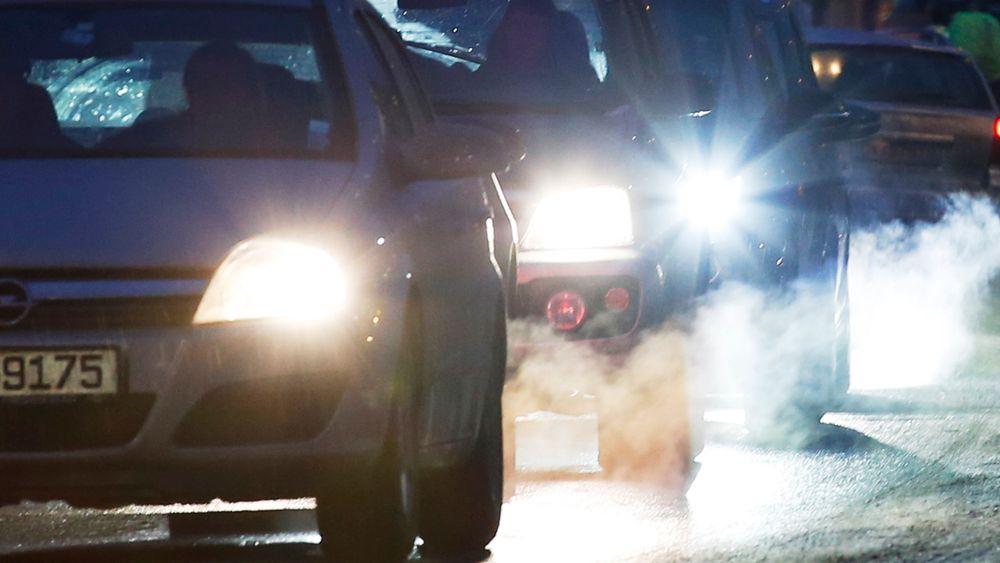 Årsavgiften for bensin- og dieselbiler økes ikke i budsjettet for 2021