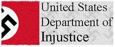 Websidehack: United States Department of Injustice.