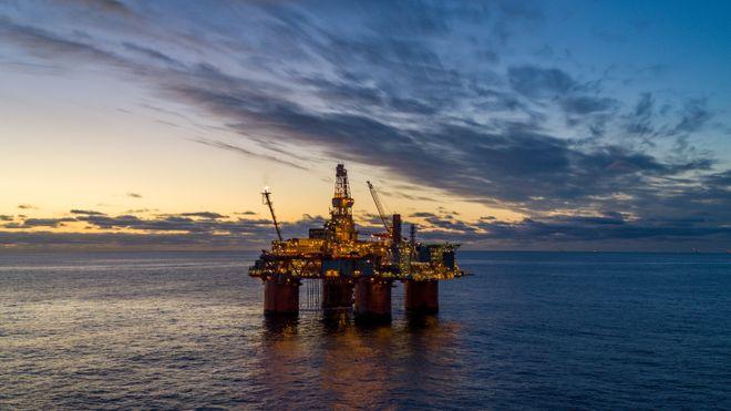 Nå produserer Snorre Expansion: Skal gi nær 200 millioner fat ekstra olje fra gigantfeltet