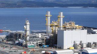 Equinor ville legge ned dette gasskraftverket i 2018. Klagesak og korona gjør at det fortsatt er i drift