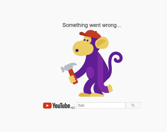 Youtube er for øyeblikket utilgjengelig.
