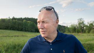 Kjell Rusti, administrerende direktør i Sopra Steria Norge.