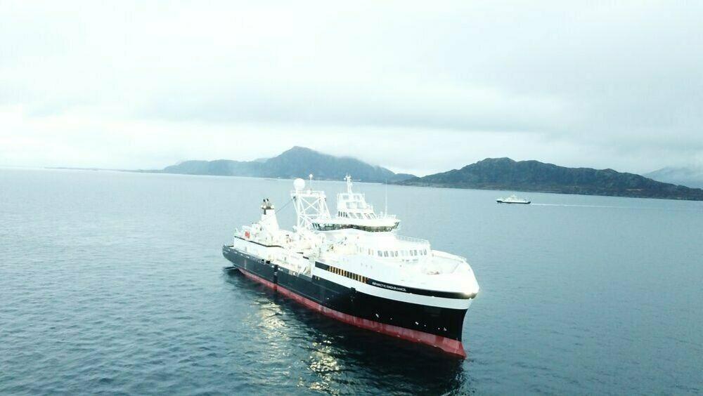Plastavfall fra Aker Biomarines fartøy skal spores gjennom selskapet Aion.