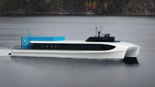 Deler ut 70 millioner: Sikrer nullutslippsskip innen 2025