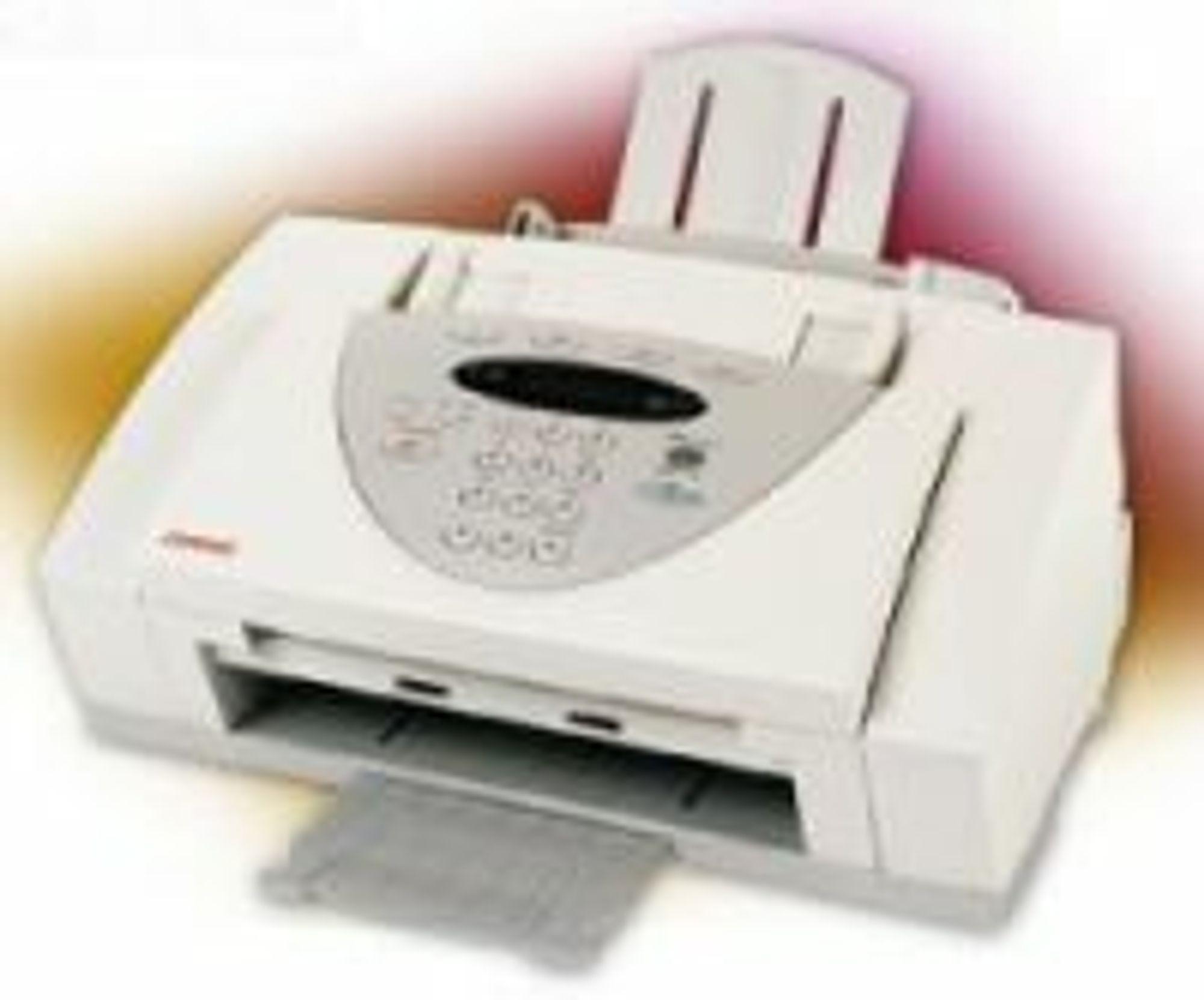 Multifunksjonsskriveren Compaq A900