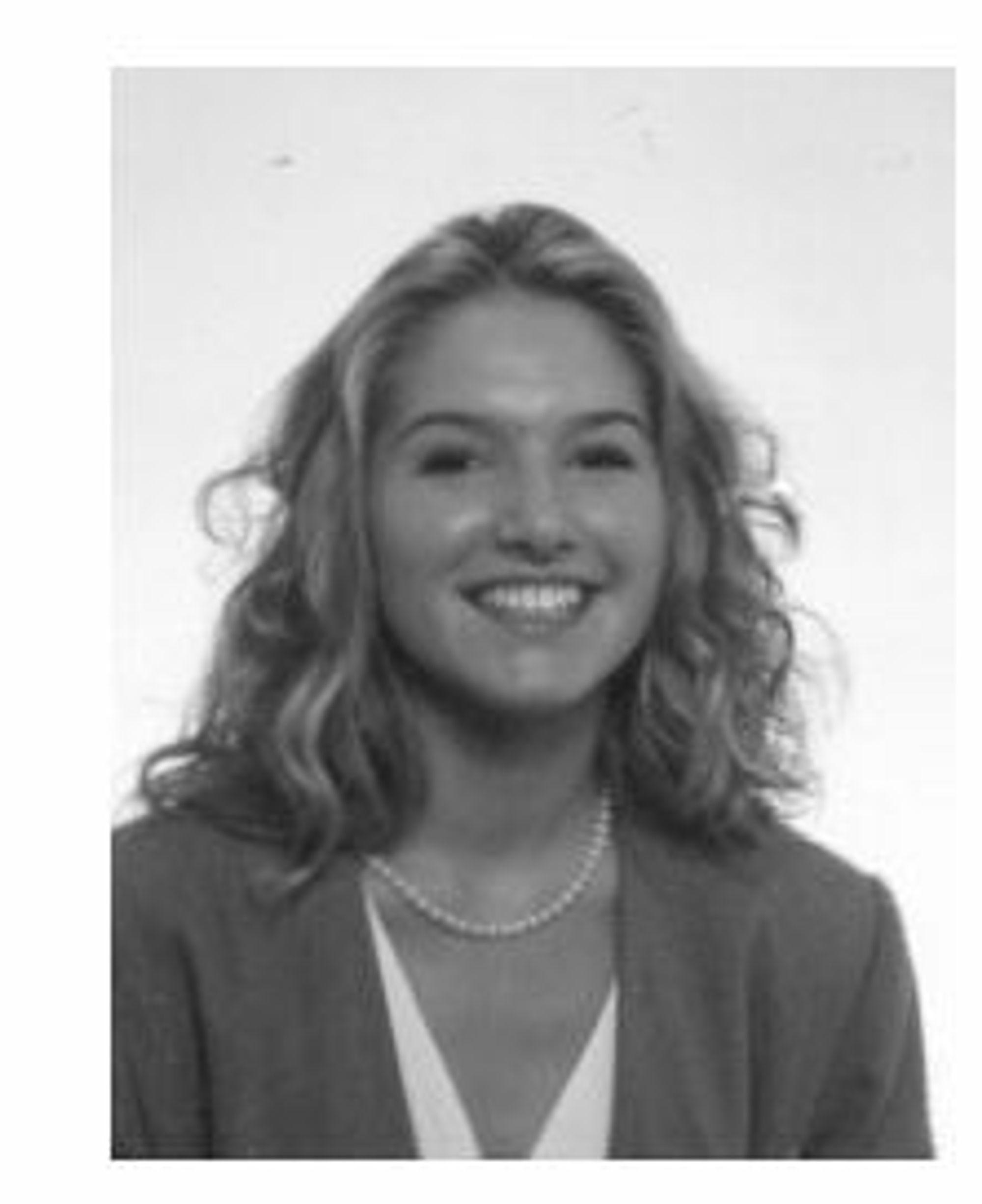 Bianca Bruhn, account manager i IDC Nordic