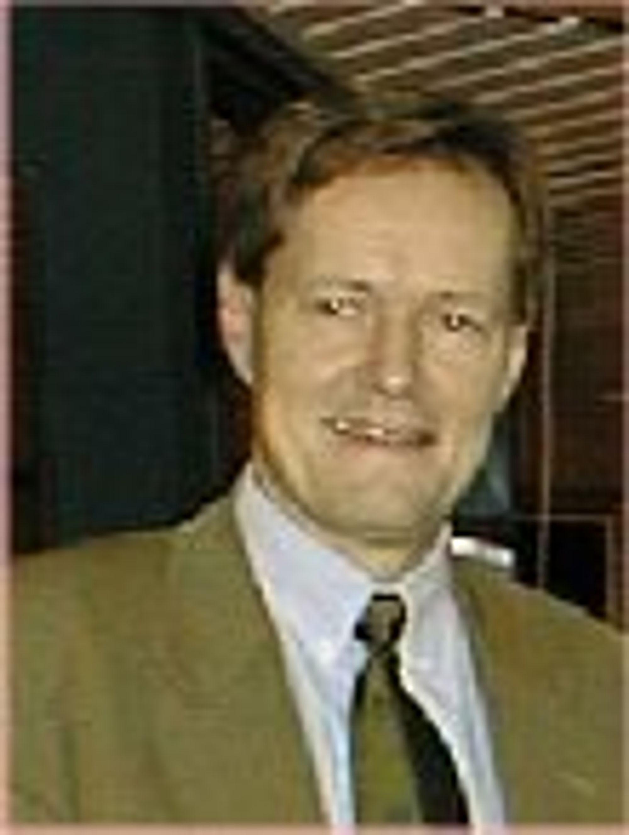 Cato Hellesjø, administrerende direktør i Dagbladet.
