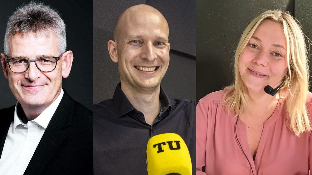 Karl Johan Lier i Autostore, Edgeir Vårdal Aksnes i Tibber og Karin Dolva i NoIsolation er bare noen av teknologene og gründerne du har kunnet møte i podkasten Teknisk sett i år.