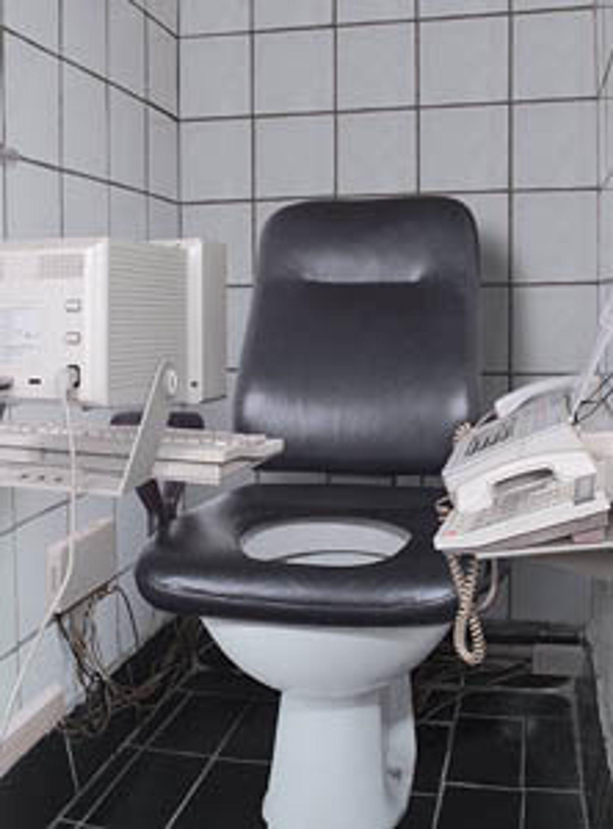 Avansert toalett