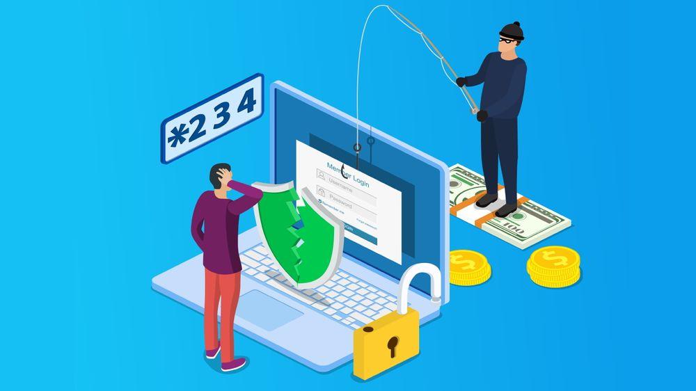 For individuelle brukere vil det å ikke tro så lett på de mottatte meldingene og å ikke være så villig til å klikke på mottatte lenker være tilstrekkelig praksis for beskyttelse mot nettfiske.