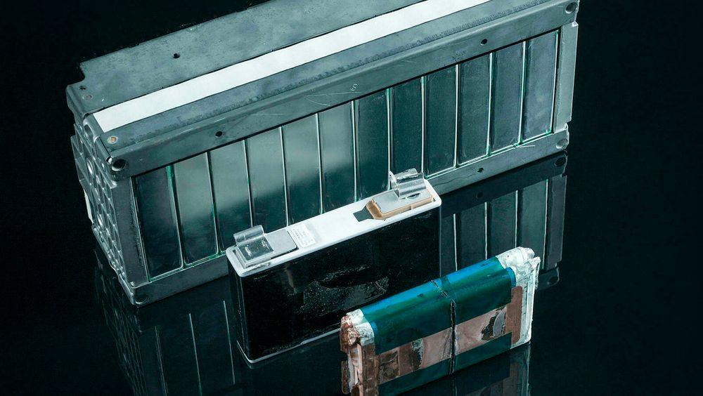 Fortum har patentert en ny prosess som skal gjøre det mulig å gjenvinne flere verdifulle metaller fra blant annet bilbatterier.