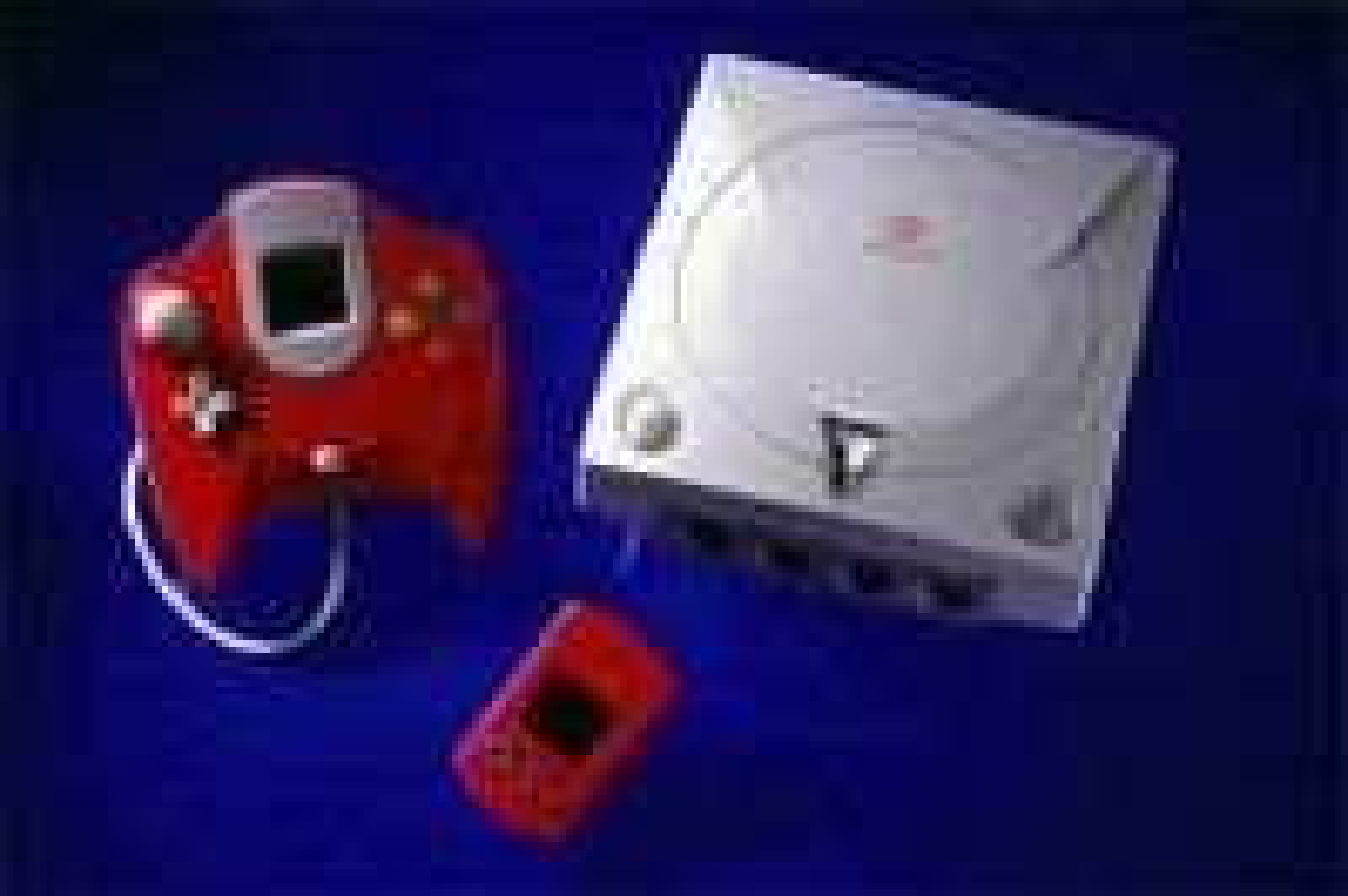Spillkonsollen Sega Dreamcast