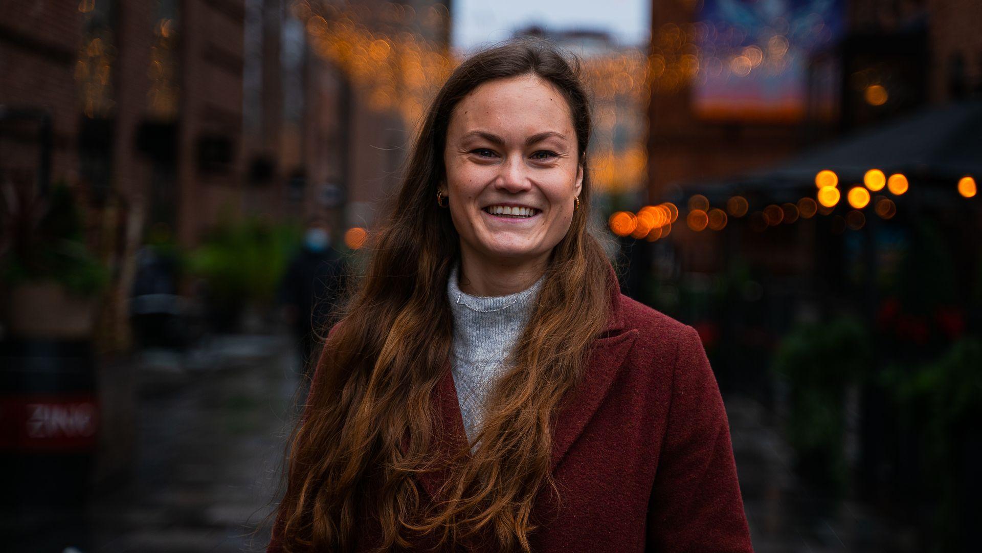 Vilde Nyrønning Strøm i DNV GL deler sine beste tips til jobbsøkere.