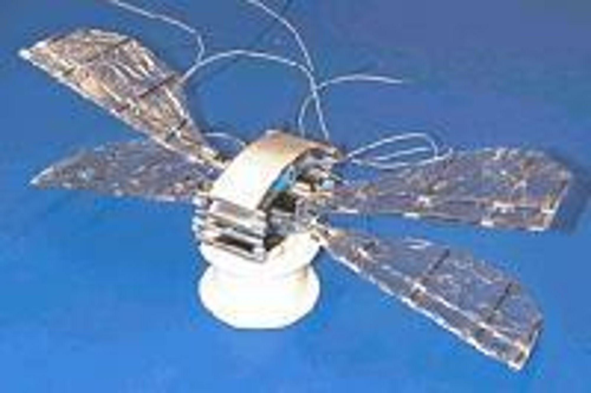 Robotflua X-wing, utviklet av Vanderbilt Center for Intelligent Mechatronics