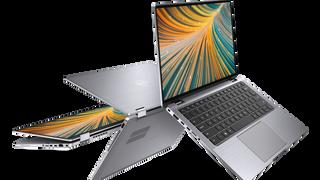 Bilde av Dells nye PC.