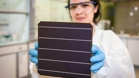 Forskere: Solceller av perovskitt kan komme over 32 prosent virkningsgrad