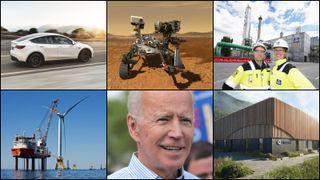 Elbilvekst, mars-landing og flere batterifabrikker? TU-leserne tror på alt dette og mer til