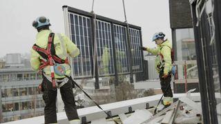 Korona og lav strømpris: Solcelle-salget gikk ned for første gang