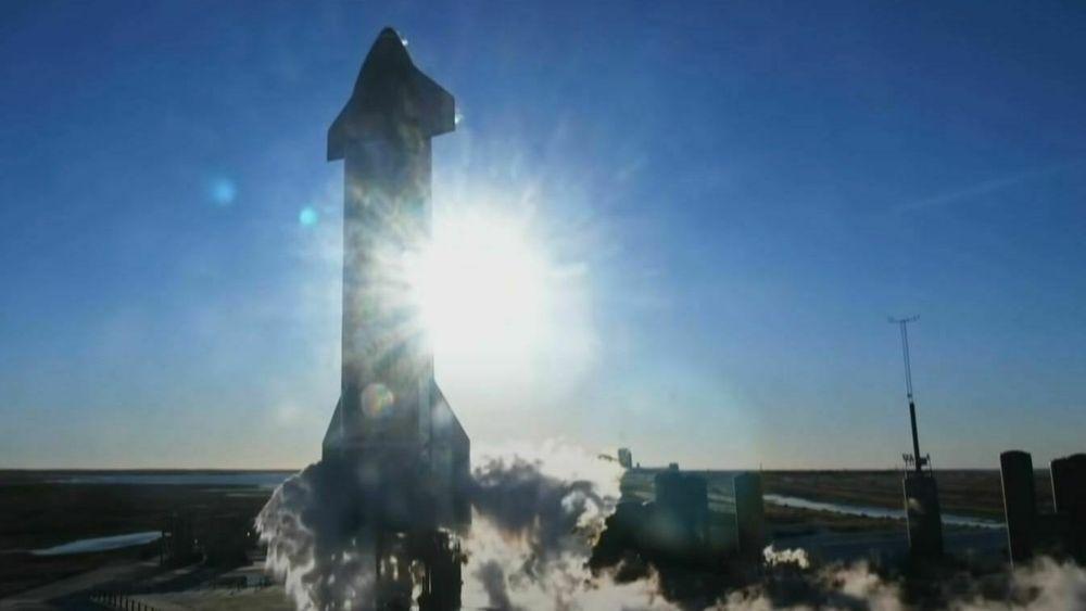Forrige Starship eksploderte på grunn av lavt trykk i header-tanken.