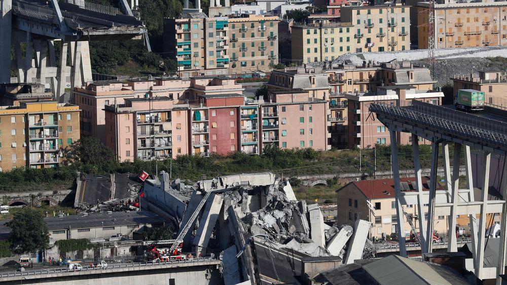 Ifølge ekspertenes undersøkelser var det mange advarsler – helt tilbake til 1960-tallet, da broen ble bygget – inkludert fra broens designer, Riccado Morandi – om at broen var mer utsatt, dårligere utført og hardere belastet enn forventet.