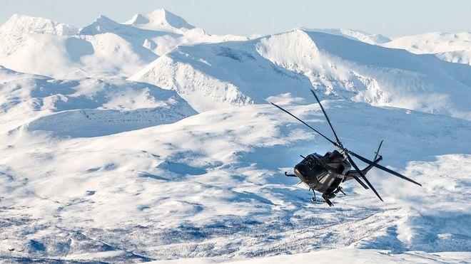 Hæren skal få nye helikoptre – ingen aner hva slags, hvor mange eller hvordan de skal kjøpes inn