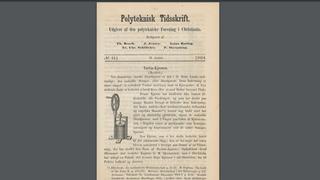 Visste du at digitale abonnenter kan lese arkivsaker tilbake til 1854?
