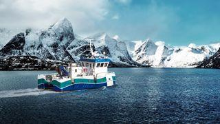Første arbeidsbåt på hydrogen får 28 millioner i støtte