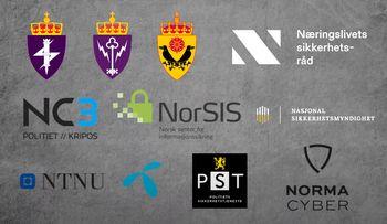 Logoene til mottakerne av Sønstebyprisen 2021.